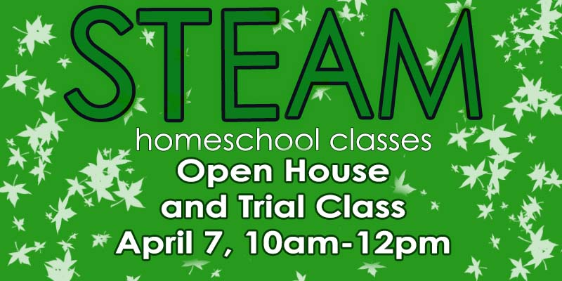 STEAM School Open House 2018
